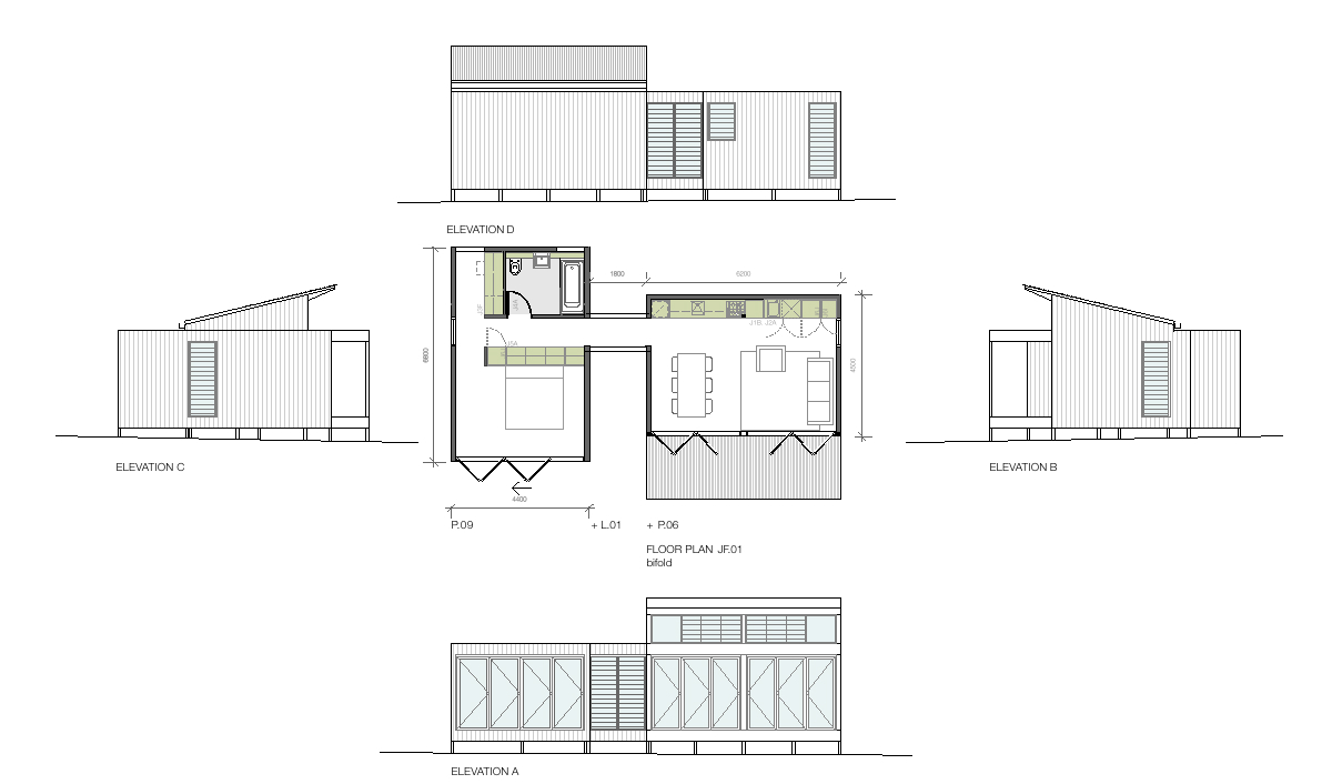 1 Bedroom Secondary Dwelling Granny Flats And Home