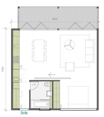 Architectural Plans Granny Flats and Home Designs Plans